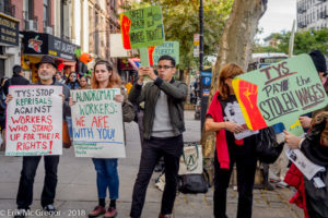 Call to Action: TYS Laundromat, Pay Your Workers What You Owe