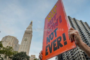 March against Brett Kavanaugh's confirmation